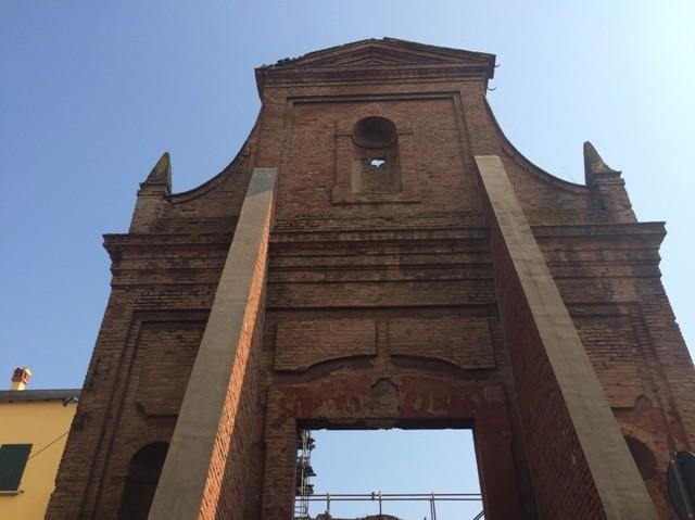 Castel Guelfo: Chiesa della Compagnia, quale futuro?