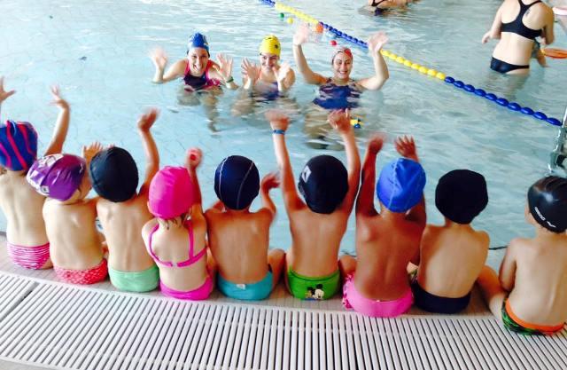 """Meravigliosa esperienza acquatica per i bimbi dell'asilo nido """"Remo Ferdori"""""""
