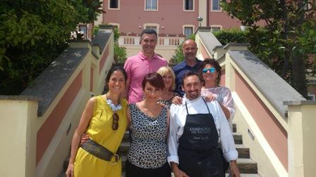 Cinque di noi: quando l'arte culinaria diventa pedagogia