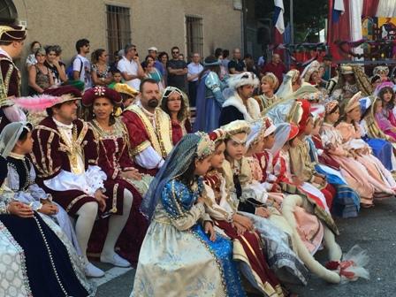 Grande successo per le Feste rinascimentali di Castel del Rio (VIDEO)