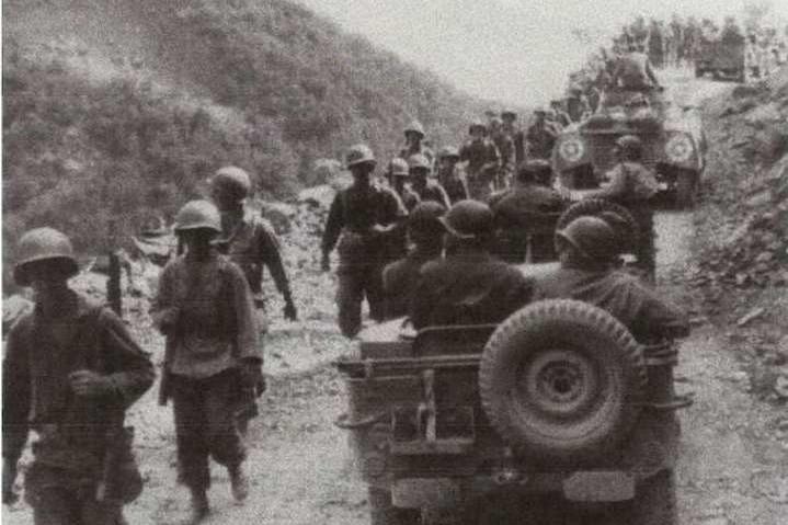 La colonna della direttissima, rievocazione storica con automezzi militari il prossimo 26 settembre