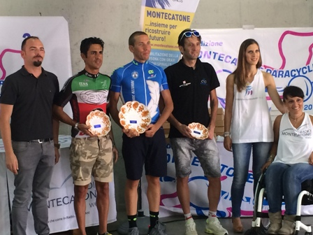 Grande successo per la prima Montecatone paracycling (VIDEO)