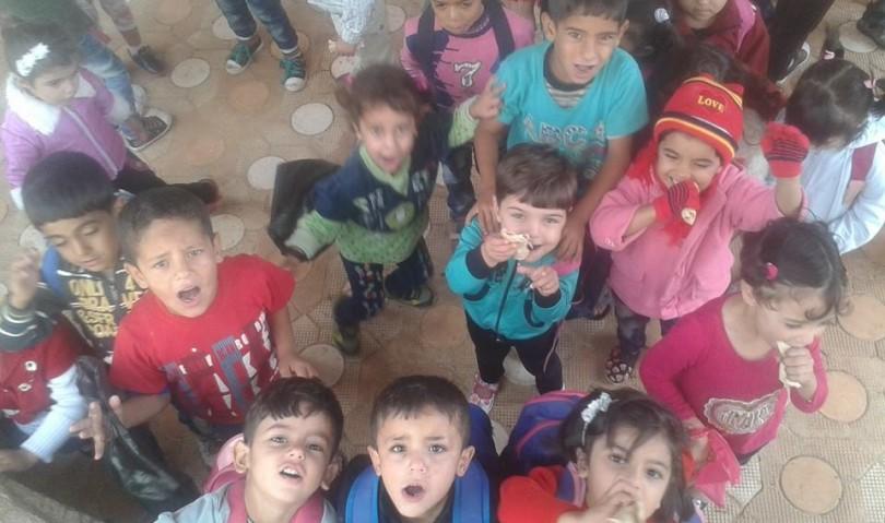 La Casa di Daraa, una scuola materna per i bimbi siriani