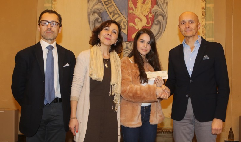 Imola, Sofia Tosi è la vincitrice del premio Bontà