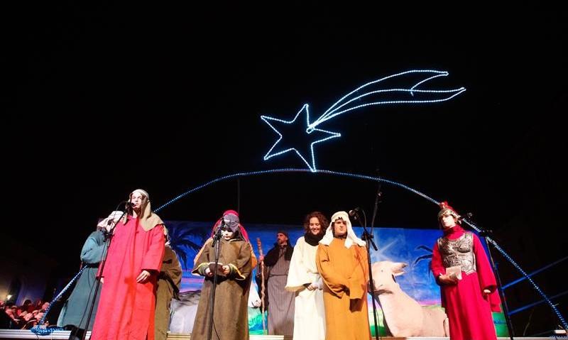 """""""Accadde a Betlemme"""", in scena gli alunni delle scuole don Bosco"""
