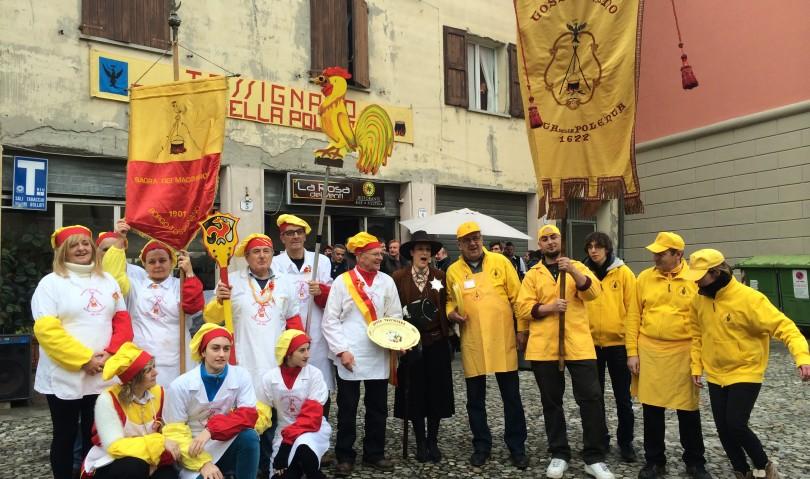"""Il 9 febbraio torna il Carnevale borghigiano: a rinnovar la """"pace"""" tra Polenta e Maccheroni"""