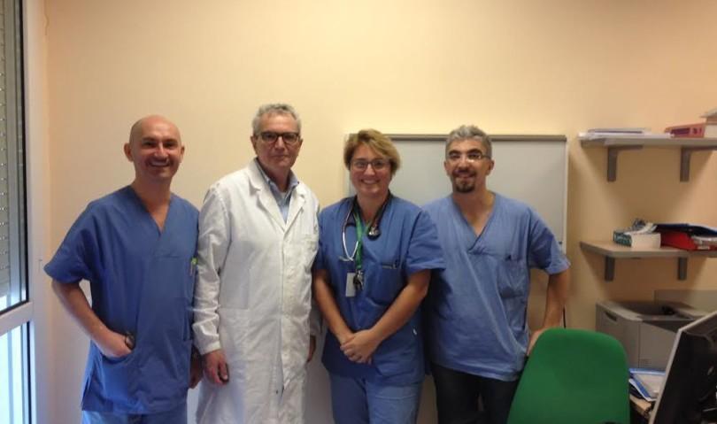 Cardiologia Imola, intervento all'avanguardia: impiantato defibrillatore sottocutaneo
