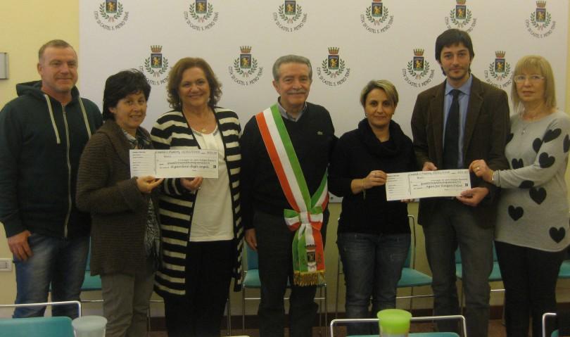 L'1% dell'incasso di dicembre devoluto al volontariato. L'iniziativa delle farmacie comunali di Castel San Pietro Terme