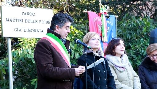 Giornata del Ricordo, l'intervento della presidente del consiglio comunale, Paola Lanzon