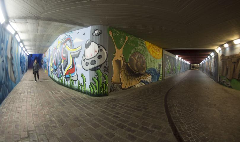 RestArt, inaugura la Galleria d'arte urbana della stazione di Imola. Appuntamento il 13 febbraio alle ore 11