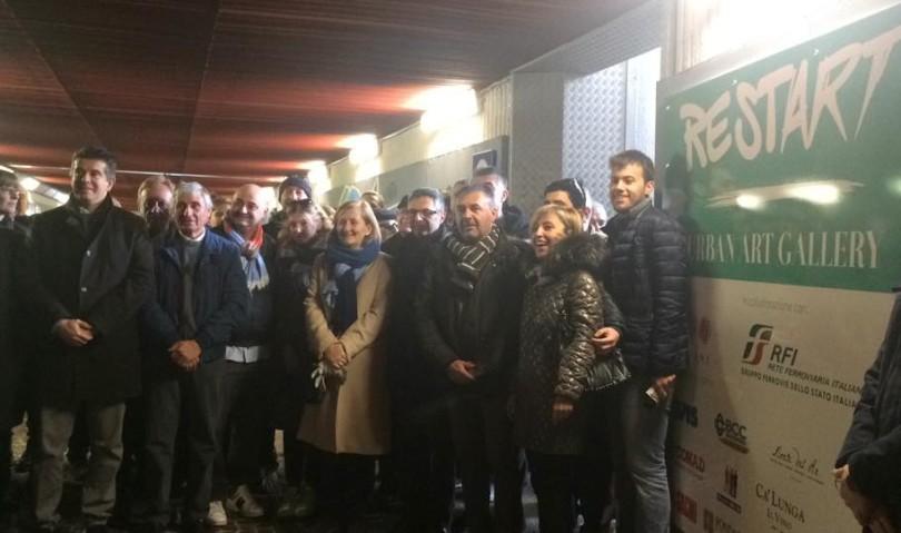 RestArt: inaugurata a Imola la più grande galleria di arte urbana