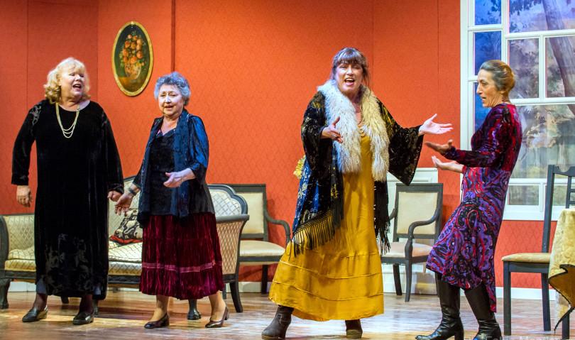 Appuntamento a teatro: Lucia Ricalzone in scena a Dozza e Mordano