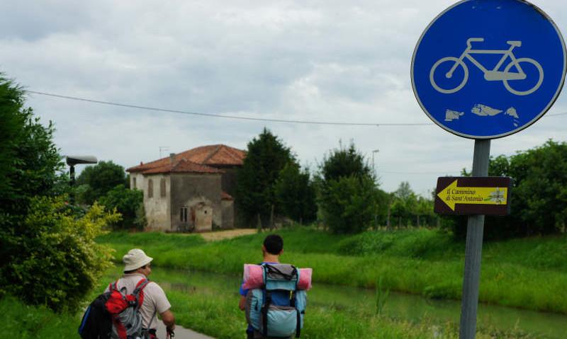 """Dozza inserita nel percorso spirituale del """"Cammino di Sant'Antonio"""""""