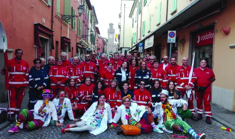 Vuoi diventare volontario della Croce Rossa? Parte il corso a Castel San Pietro Terme