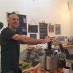Bricco Bio Caffè sulla via Emilia
