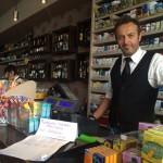 Bar centrale di via Mazzini