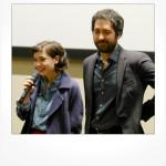 Matilda De Angelis e Matteo Rovere