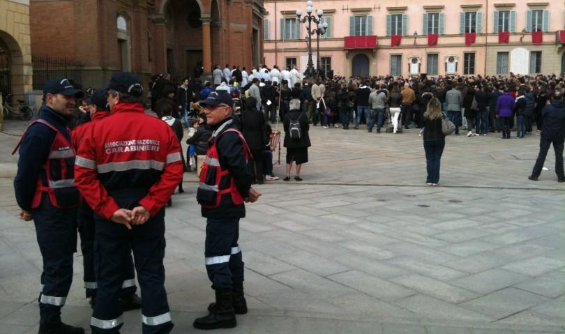 La forza dei volontari dell'Associazione Carabinieri:  occhi esperti puntati sul territorio