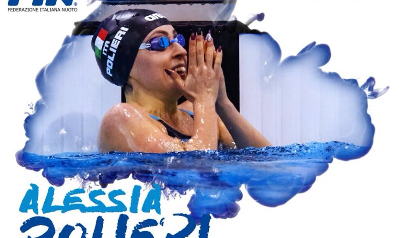 Nuovo profilo social per Alessia Polieri, comincia l'avventura Rio 2016