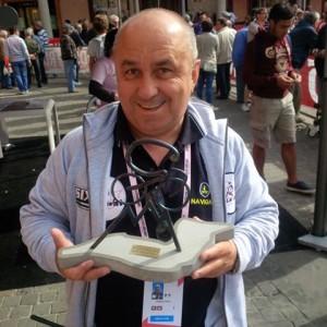 Domenico Dadida, scomparso lo scorso anno