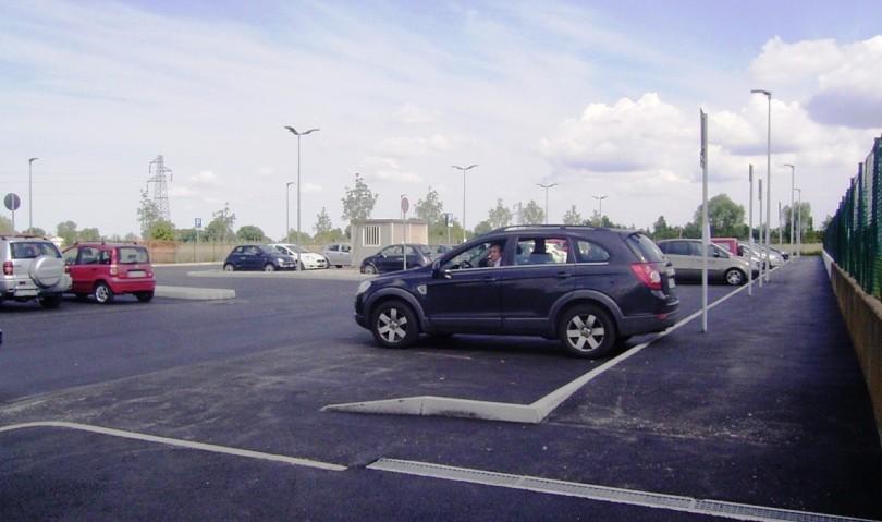 Castel San Pietro: pronto il parcheggio della stazione