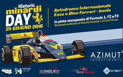 Historic Minardi Day, l'Autodromo di Imola a misura di tifosi