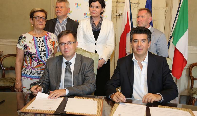 Imola e Pila (Polonia) insieme per una Europa delle persone