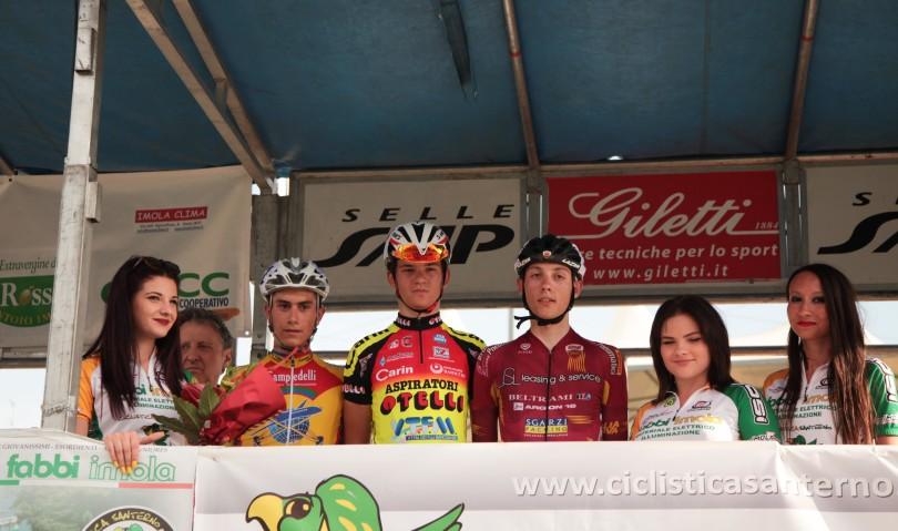 Campionato Regionale Juniores,  Luca Tortellotti fa il bis 5 anni dopo il primo successo