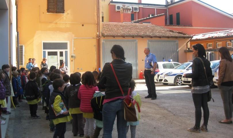 Castel San Pietro, 600 ragazzi a scuola di educazione stradale