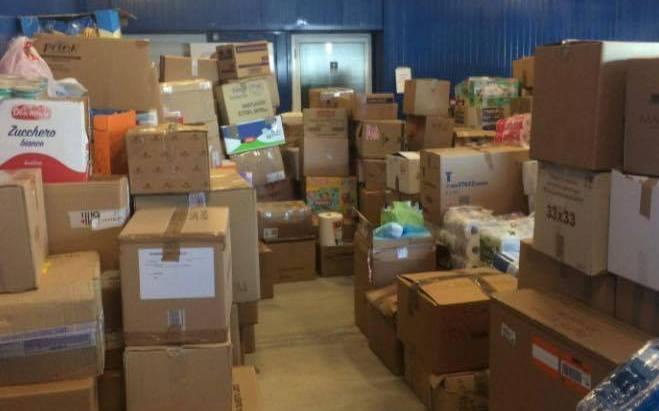 Anche da Medicina tanti aiuti per le popolazioni colpite dal sisma