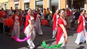 A Imola il festival del Folklore! (Guarda il video)