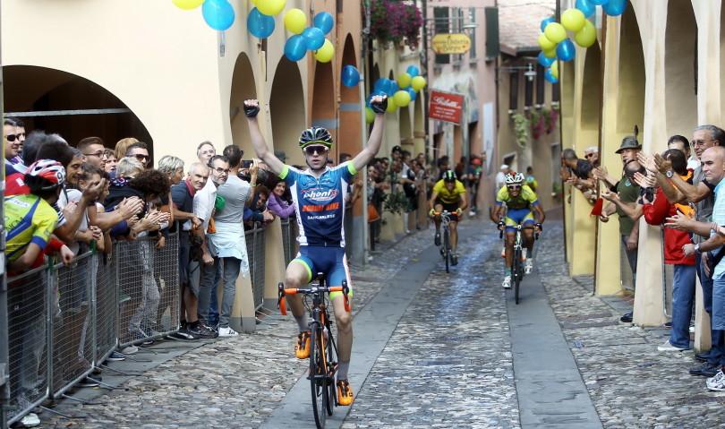 La pista ciclopedonale di Toscanella intitolata a Marco Pantani