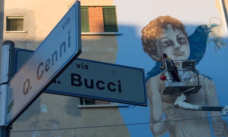 RestArt: il quartiere Marconi riparte dalla creatività