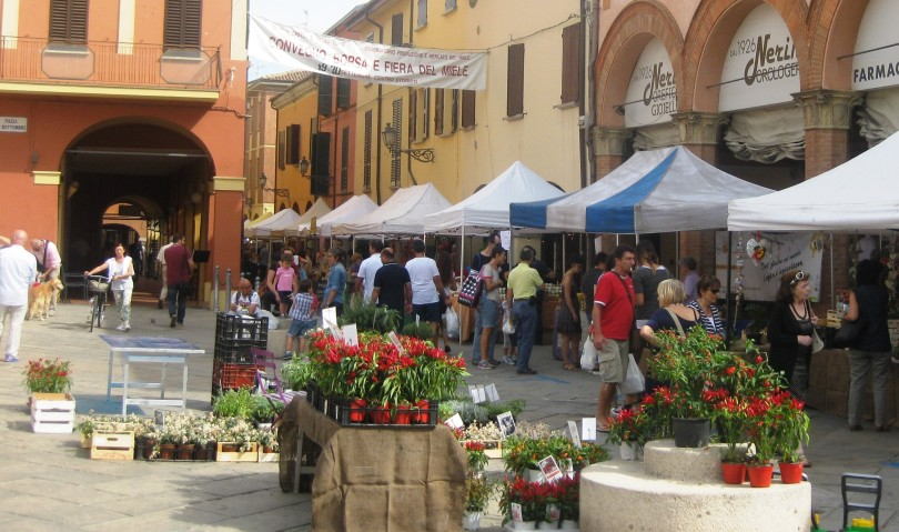 Miele e prodotti tipici a Castel San Pietro Terme