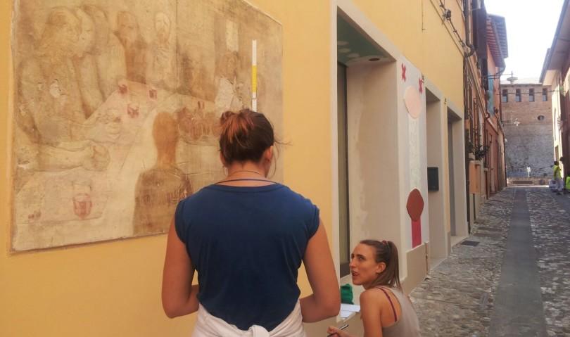 Dozza, al via il restauro di 28 murales
