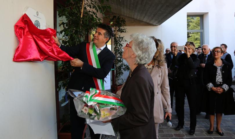 """La scuola della Pedagna intitolata a Bianca Bizzi, """"giusta tra le Nazioni"""""""