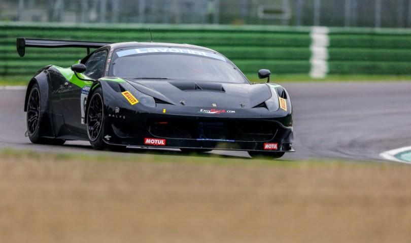 Tarabini e Ceresoli si spartiscono la vittoria nella coppa Italia GT