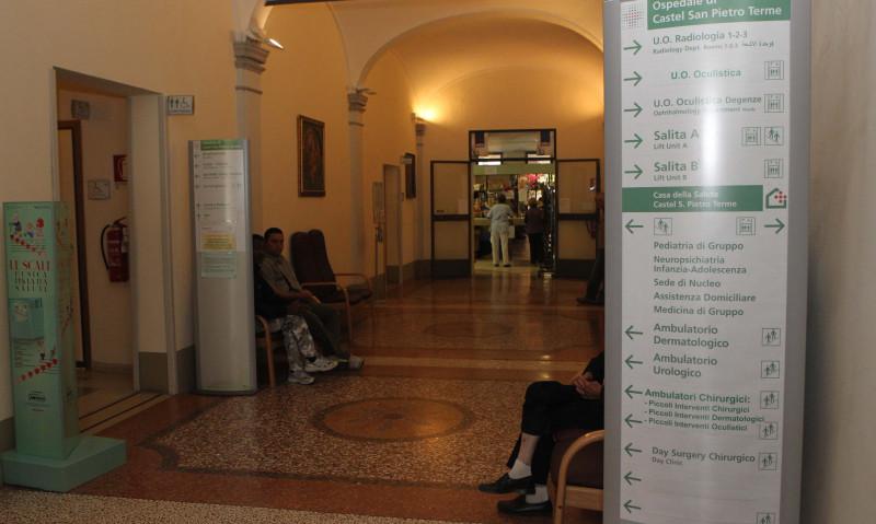 Riapre il terzo piano della Casa della Salute di Castel San Pietro Terme