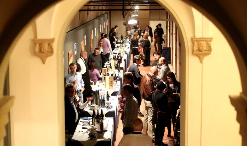 100 vini protagonisti al banco d'assaggio del Baccanale