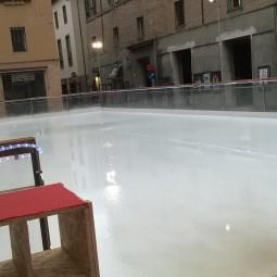 A Imola ritorna la pista del ghiaccio. E il Natale si accende…