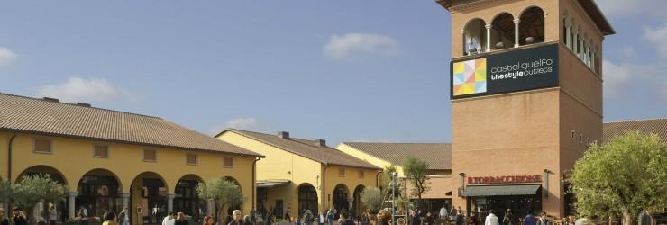 Castel Guelfo, furto da oltre mille euro all'Outlet. Il ladro, arrestato, è già libero