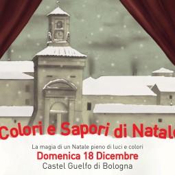 A Castel Guelfo tornano i colori e i sapori di Natale