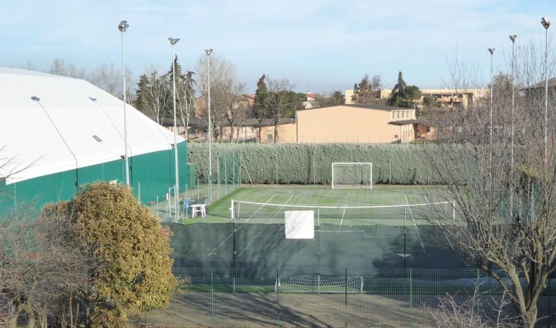 A Osteria Grande un nuovo circolo di tennis