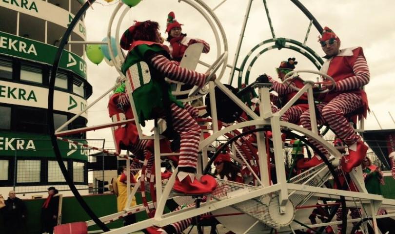 Presentata l'edizione 2018 del Carnevale dei Fantaveicoli