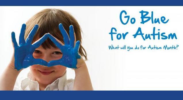 Viaggio nell'arte in blu per conoscere il mondo dell'autismo