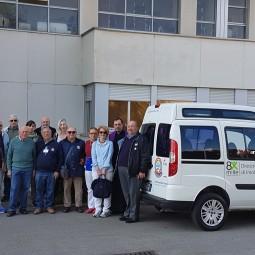 L'Unitalsi Imola mette a disposizione un nuovo mezzo per il trasporto gratuito dei pazienti in dialisi
