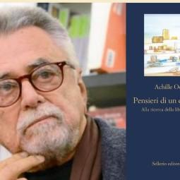 Achille Occhetto a Imola per presentare il suo libro