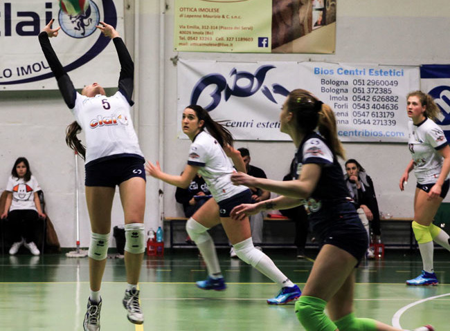 Csi Clai Solovolley, addio ai playoff