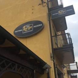 "A Castel Guelfo apre la trattoria ""Via Larga"""