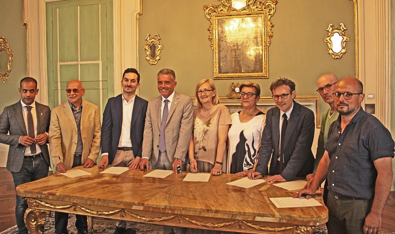 Sette Comuni insieme nel nome di Leonardo